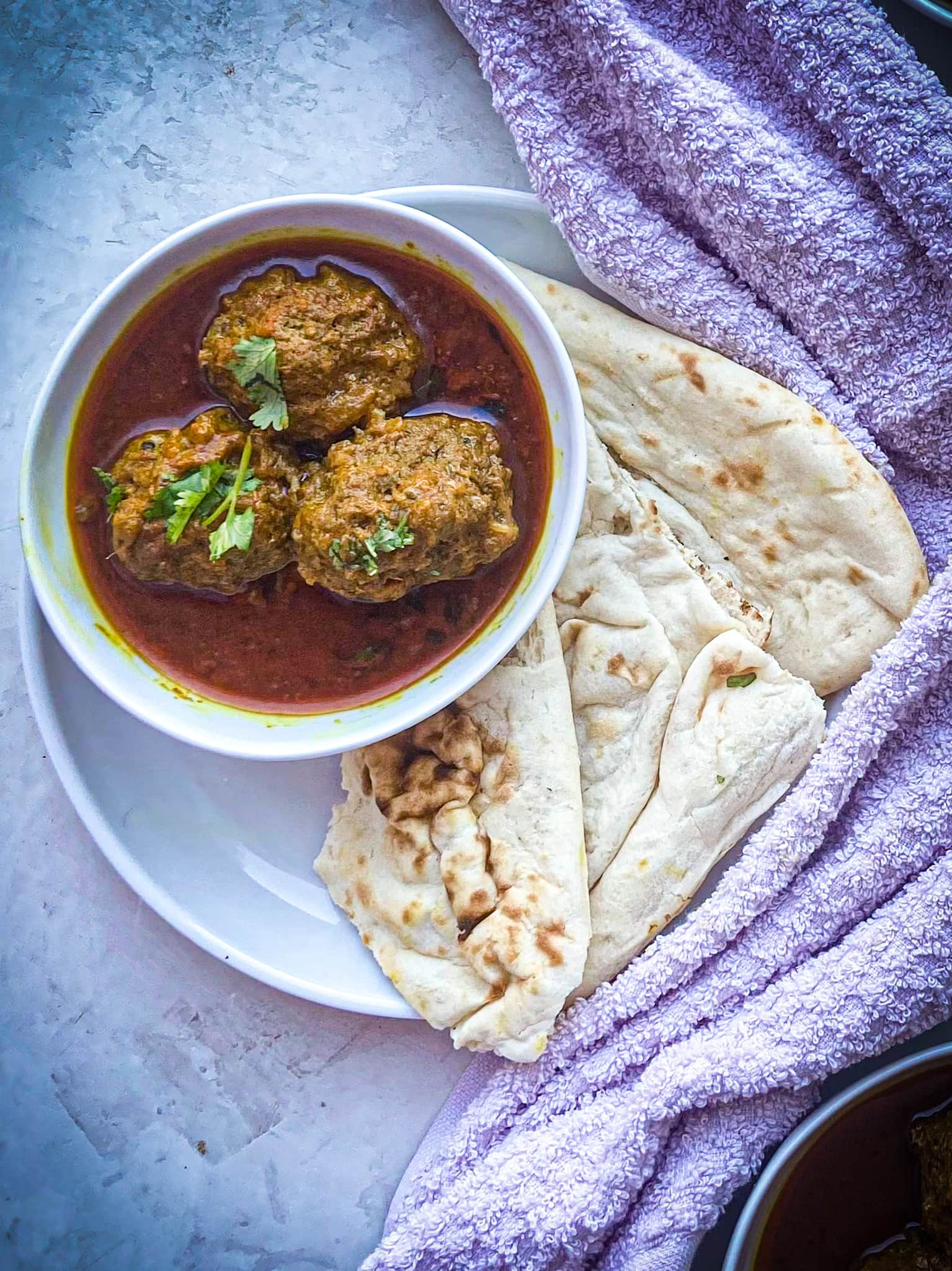 Authentic Kofta Curry (Meatball Curry)