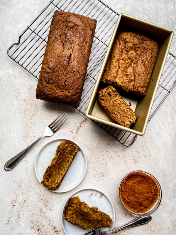 World's Best Pumpkin Bread
