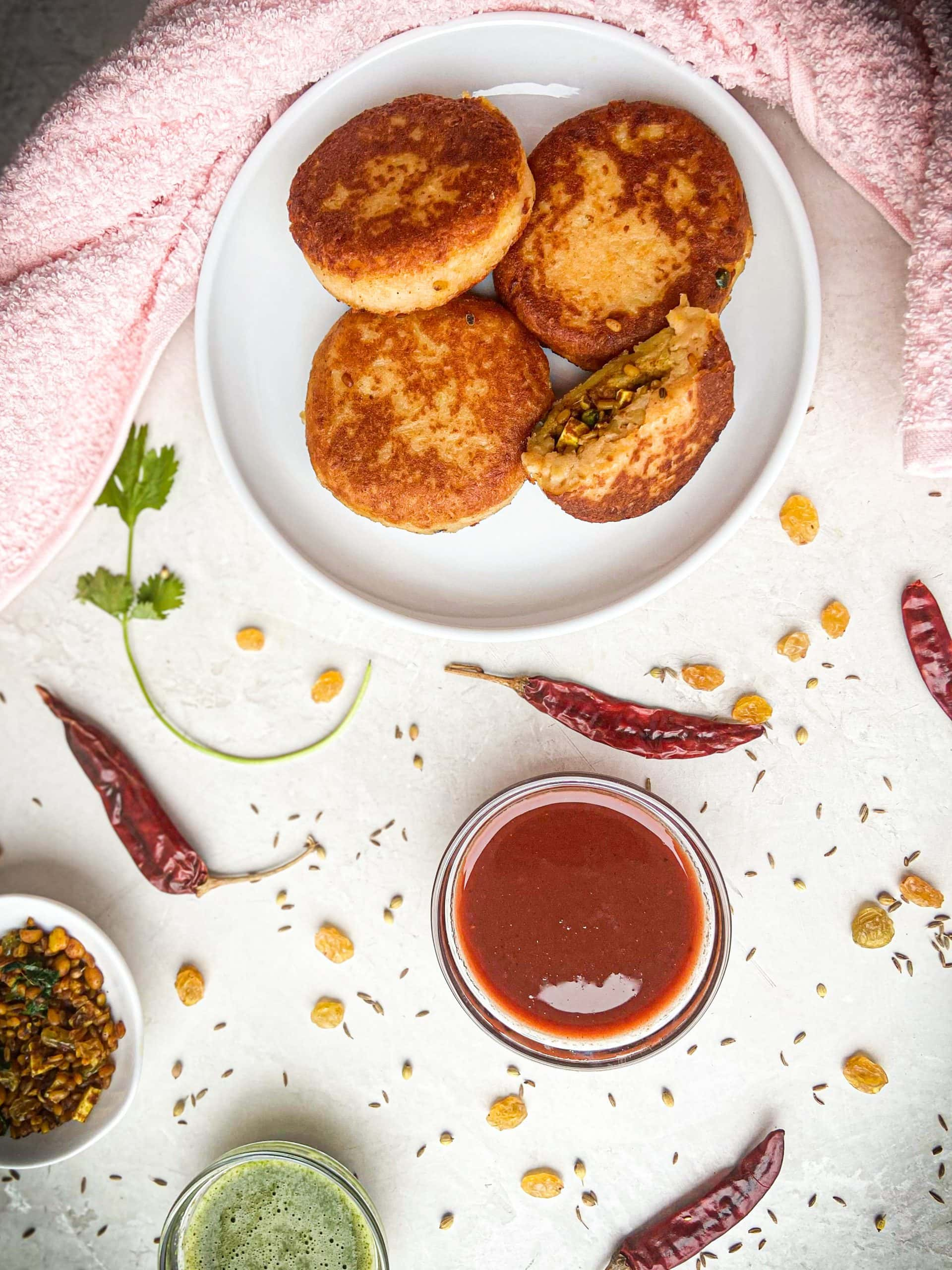 Authentic Aloo Ki Tikki