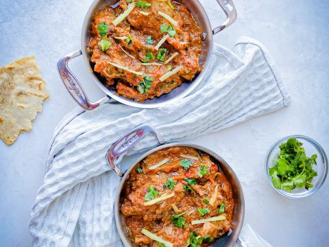 Authentic Chicken Karahi