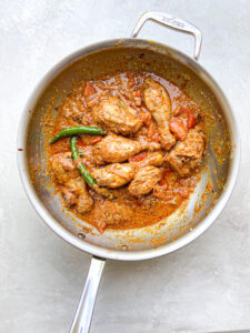 briyani masala and the other spices