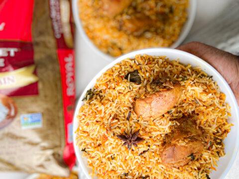 royal rice biryani